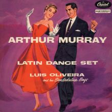 Arthur Murray Latin Dance Set Album Cover